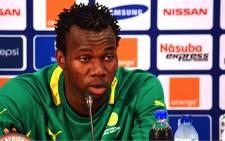 Former Bafana Bafana captain Bongani Khumalo