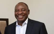 FILE: Cyril Ramaphosa. Picture: GCIS.