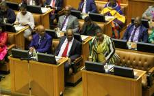 Thandi Modise (pictured right) and Richard Majola have been nominated as Speaker of the National Assembly.