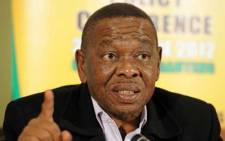 """Higher Education and Training Minister Blade Nzimande. Picture: GCIS"