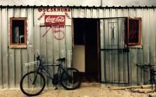 FILE: A spaza shop in Nomzamo in Cape Town. Picture: Thomas Holder/EWN