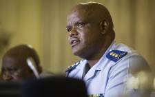 FILE: Acting National Police Commissioner Lieutenant-General Khomotso Phahlane. Picture: Reinart Toerien/EWN.