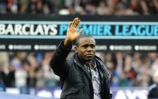 Bolton Wanderers midfielder Fabrice Muamba.