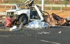 File picture of a car accident. Picture: Supplied