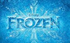 "The official ""Frozen"" logo. Picture: Facebook."