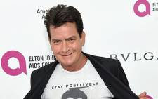 FILE: American actor Charlie Sheen. Picture: @charliesheen/Twitter