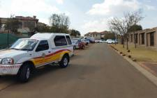 FILE: It's understood emergency services personnel are on strike for better pay and working conditions. Picture: iWitness