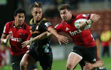 Canterbury Canterbury's overwhelming win against Waikato Chiefs saw the reigning champions extend their winning streak to 19 matches. Picture: @SuperRugby/Twitter.