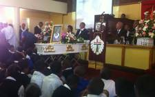 Jennifer Williams, who was murdered in Ottery, was laid to rest on 31 January 2013. Picture: Shamiela Fisher/EWN.