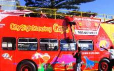 The world-renowned hop-on hop-off bus system will be launched in Johannesburg, in January 2012. Picture: Eyewitness News