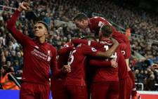 rpool showed they are ready to push Manchester City right until the final seconds of this season with their spirited 3-2 win. Picture: Twitter @LFC.