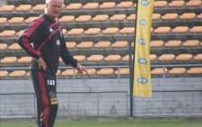 Ajax Cape Town Coach Foppe de Haan. Picture: Alicia Pillay/Eyewitness News