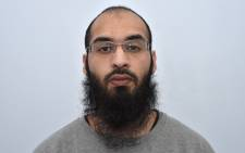 Husnain Rashid, who has pleaded guilty to terrorism offences relating to Britain's Prince George, is seen in this undated photograph issued by the Greater Manchester Police in Manchester on 31 May 2018. Picture: Reuters