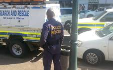Police cars. Picture: Saps