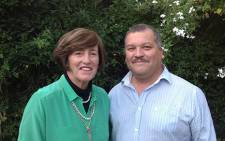 Anne Van Zyl (L) who retires at the end of 2013 will be succeeded by Melvin King (R). Picture: Supplied