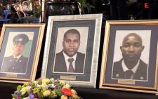 Late Gauteng MEC for Economic Development Nkosiphendule Kolisile has been described as a disciplined, caring and selfless public servant at a memorial on Wednesday, 24 July 2013. Picture: Sebabatso Mosamo/EWN