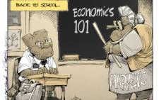 #Back2School For Zuma?