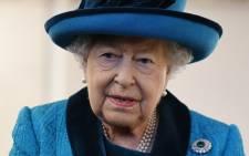 FILE: Queen Elizabeth II. Picture: AFP