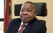 Higher Education Minister Blade Nzimande. Picture: @HigherEduGovZA/Twitter