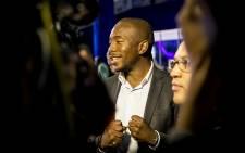 Democratic Alliance leader Mmusi Maimane. Picture: Reinart Toerien/EWN.