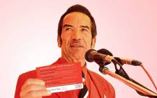 File: Formers Botswana's President, Ian Khama. Picture: Facebook.com.