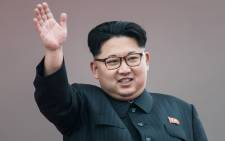 FILE: North Korean leader Kim Jong-Un. Picture: AFP