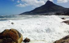 Rough seas on the West Coast. Picture: Twitter @NSRI