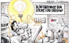 How Cartoonists Beat Load Shedding...