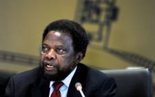 Gauteng advisory e-toll panel chairman Muxe Nkondo speaks at hearings in Midrand, Wednesday, 27 August 2014. Picture: Sapa.