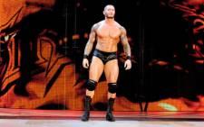 WWE superstar Randy Orton. Picture: Facebook