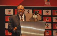 Premier Soccer League chairperson Dr Irvin Khoza. Picture: @OfficialPSL/Twitter
