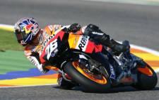 Spanish rider Dani Pedrosa. Picture: Motorcyclenews.com