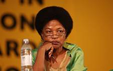 ANC National Chairperson Baleka Mbete. Picture: EWN.