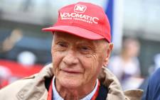 FILE: In this file photo taken on July 03, 2016 Former Formula One Champion Niki Lauda attends the Formula One Grand Prix of Austria at the Red Bull Ring in Spielberg, Austria. Picture: AFP.
