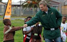 Springbok captain Jean de Villiers. Picture:Sxc.hu.