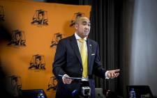 FILE: National Director of Public Prosecutions Shaun Abrahams. Picture: EWN