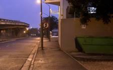 A Cape Town street. Picture: Renee de Villiers/EWN