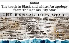 A screenshot of the Kansas City Star. Picture: kansascity.com