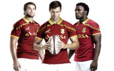 The new red and gold Springbok jersey has been revealed as an April Fools' prank.