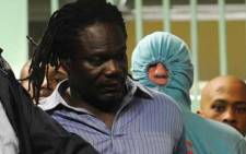 Chanelle Henning murder accused Ambrose Monye. Picture: Leadership.ng