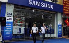 FILE: Mobile phones remain Samsung's biggest money-spinner in Africa. Picture: EPA