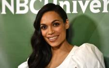 FILE: Rosario Dawson attends the 2020 NBCUniversal Winter Press Tour 45 at The Langham Huntington, Pasadena on 11 January 2020 in Pasadena, California. Picture: AFP