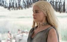 FILE: Emilia Clarke as Daenerys Targaryen in 'Game of Thrones'. Picture: Game of Thrones Facebook page.