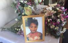 Ten-year-old Shamonique Claasen was laid to rest in Paarl on Saturday 12 March 2016. Picture: Monique Mortlock/EWN.