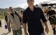 "US actor Matt Damon will feature in ""Elysium"", a film directed by South African-born Neill Blomkamp. Picture: Eyewitness News"