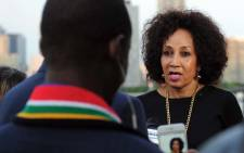 Minister Sisulu had preview interviews with different media houses on the sidelines of Minister's reception on the campaign for the non-permanent seat in the UN Security Council. Picture: DIRCO.