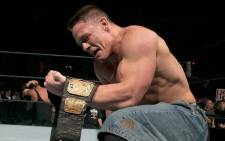 WWE superstar John Cena. Picture: @johncena/Facebook.com.