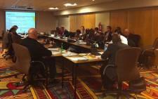 Nersa presents its strategic plan before energy parliamentary portfolio committee on 23 April 2013. Picture: Carmel Loggenberg/EWN