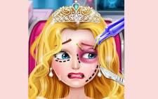 A screengrab of the Princess Plastic Surgery app. Picture: play.google.com