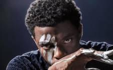 'Black Panther' star Chadwick Boseman. Picture: @chadwickboseman/Instagram.